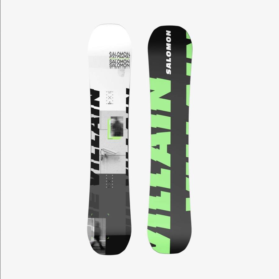 2022 Salomon Villain Men's Snowboard