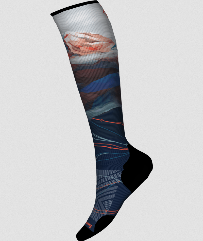 Smartwool Performance Ski Targeted Cushion OTC Socks