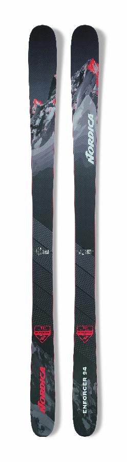 2022 Nordica Enforcer 94 Flat Men's Skis