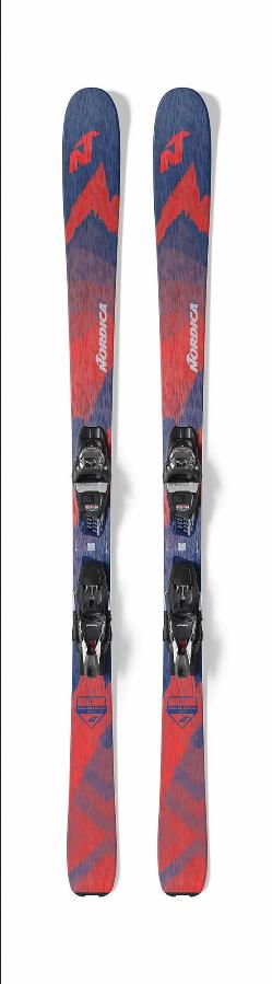 2022 Nordica Navigator 85 CA FDT w/ Marker TP2 Light 11 Men's Ski Package
