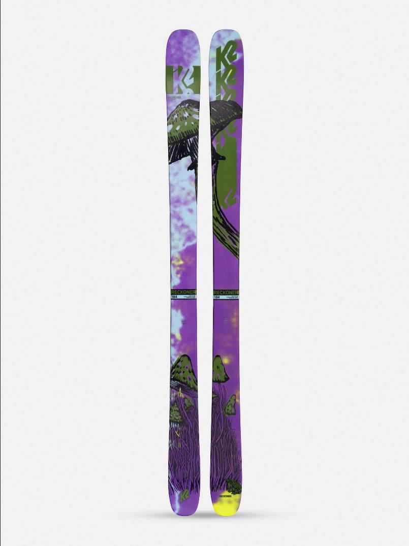 2022 K2 Reckoner 102 Men's Skis