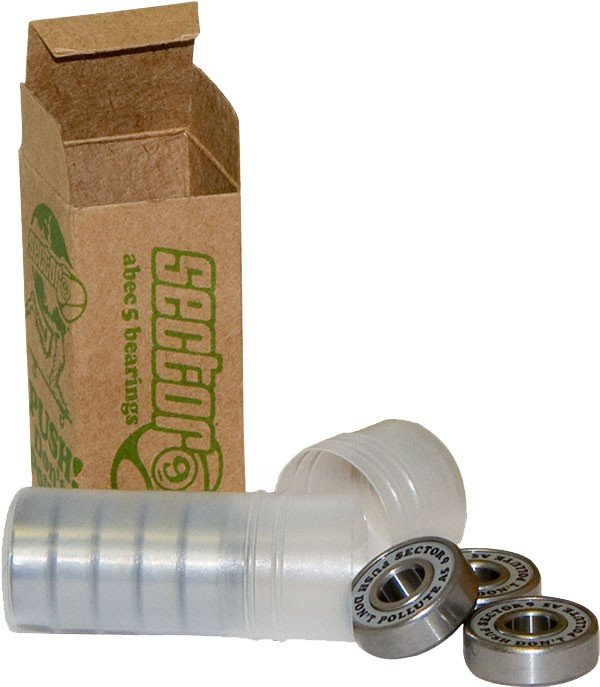Sector 9 Push Dont Pollute Bearings