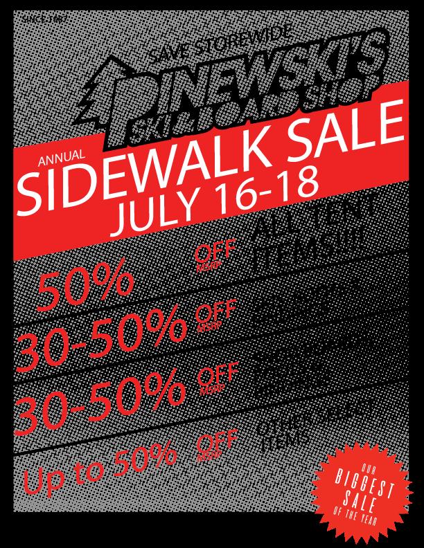 2020 Sidewalk Sale