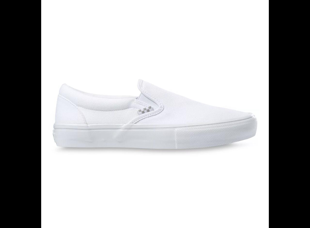 Vans Skate Slip-On -True White