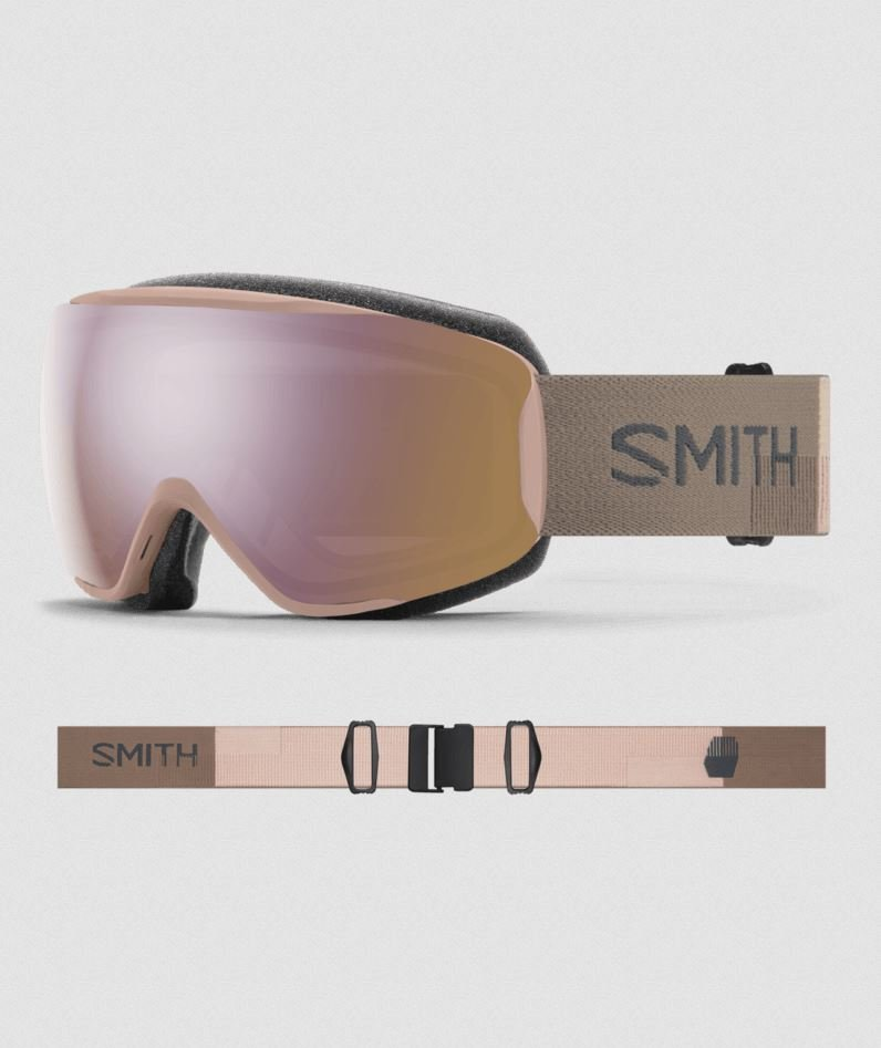 2022 Smith Moment Snow Goggles