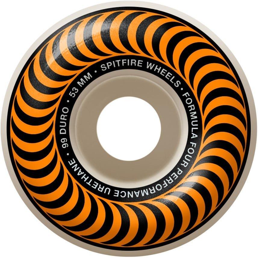 Spitfire Formula Four Orange Classic 101 Duro
