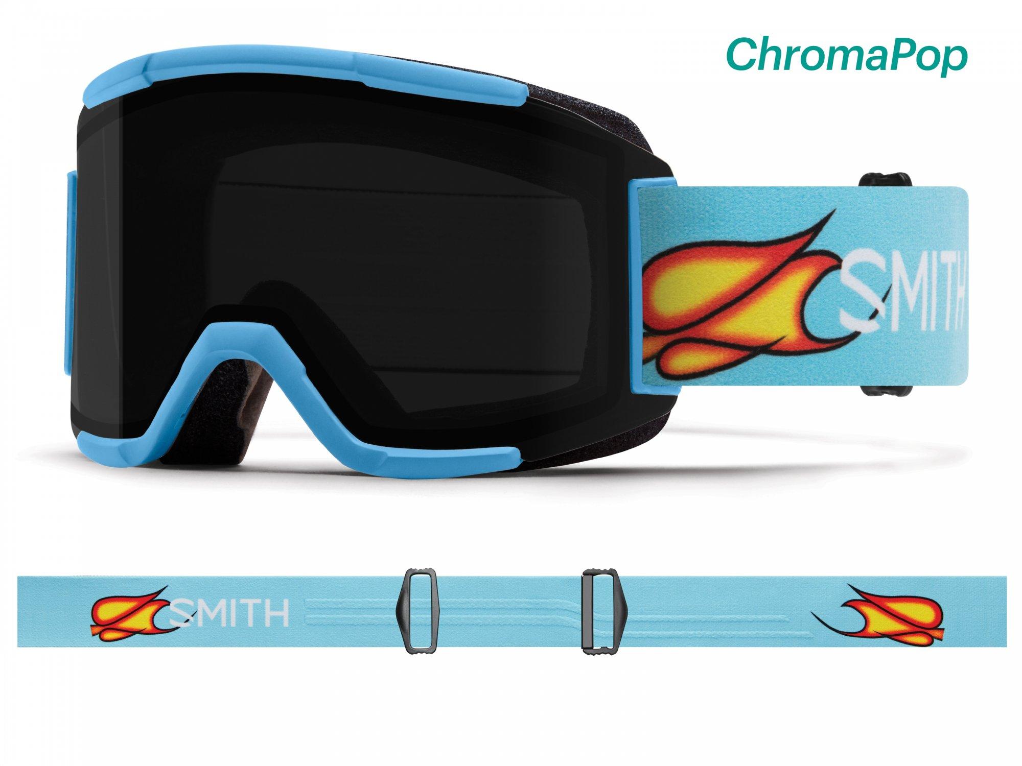 2019 Smith Squad AC Snow Goggle