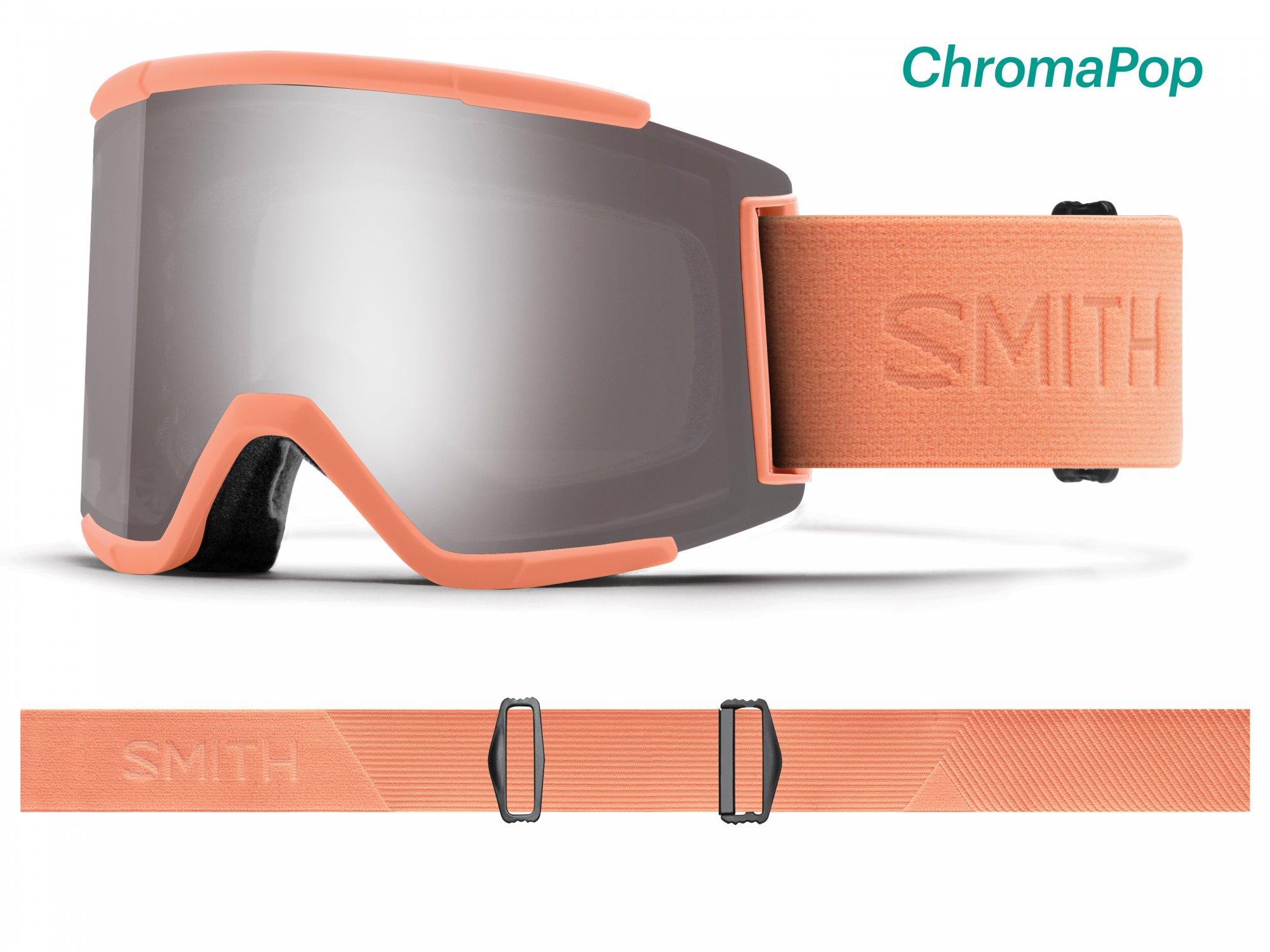2019 Smith Squad XL Snow Goggle