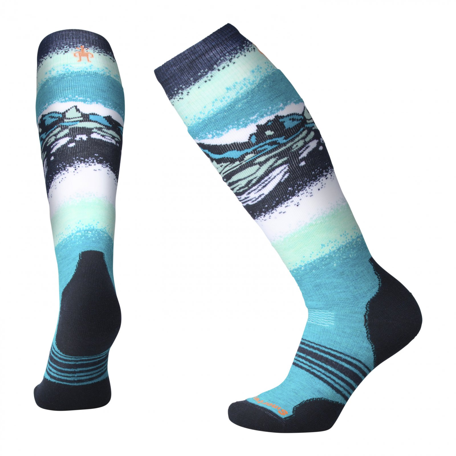 Smartwool Women's Phd Slopestyle Medium Bryan Iguchi Series