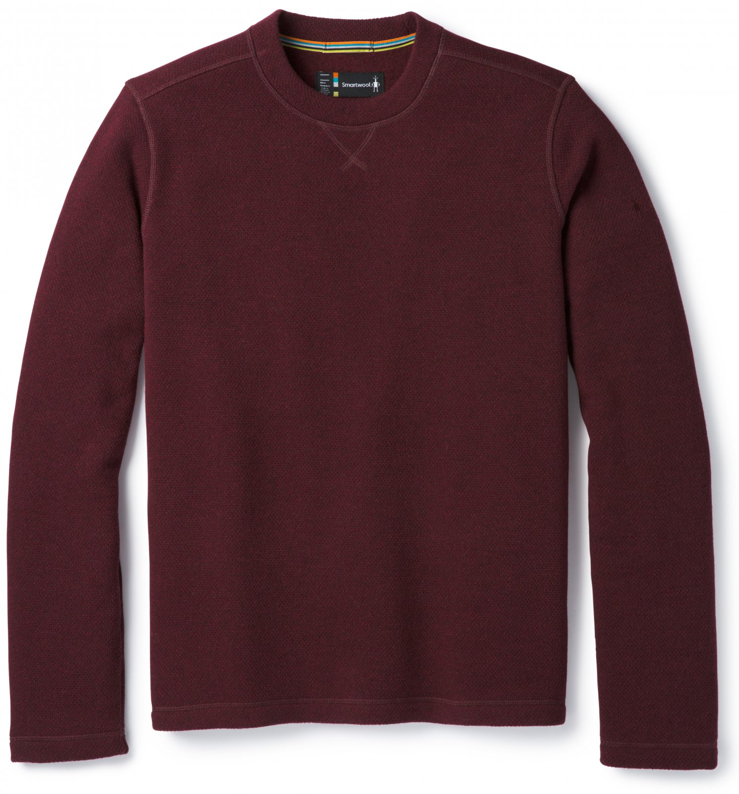 Smartwool Men's Hudson Trail Fleece Crew Sweater