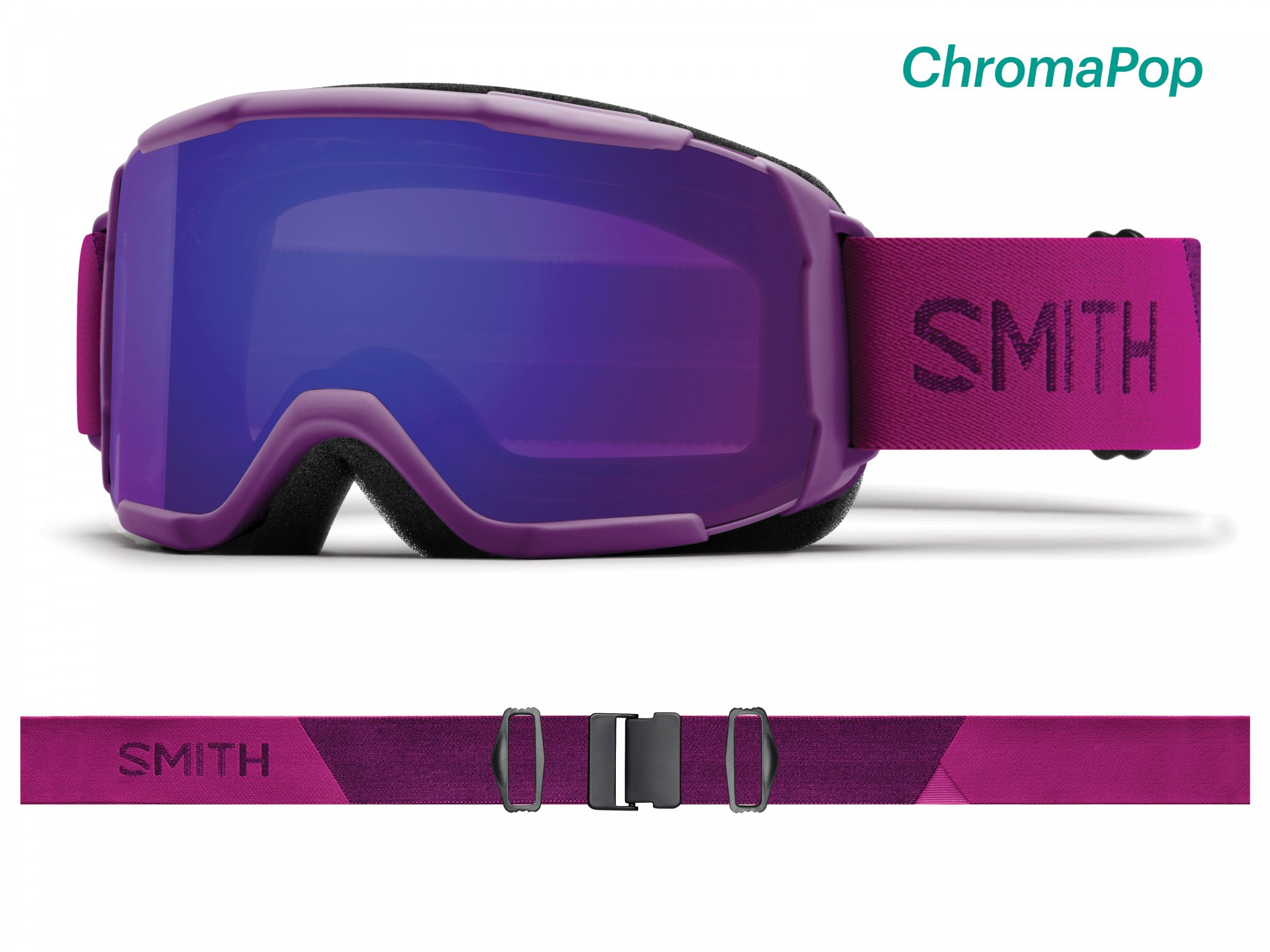 2019 Smith Showcase OTG Snow Goggle