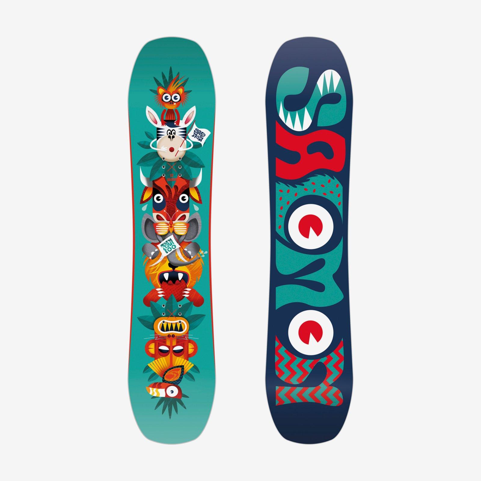2021 Salomon Team Junior Snowboard