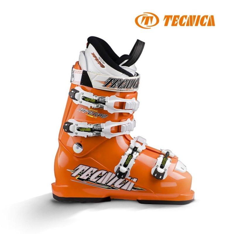 11/12 Tecnica Race Pro 70 Youth Ski Boots
