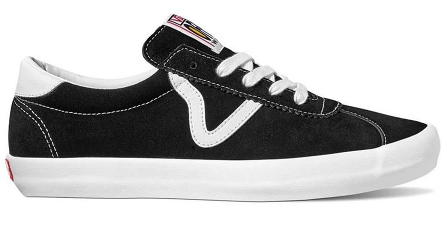 Vans Epoch Sport Pro - Black/White - Men's Shoe