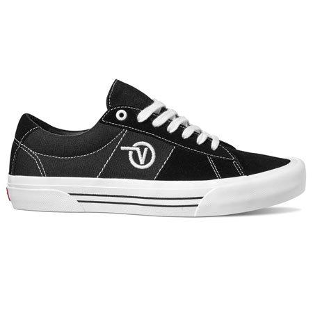 Vans Skate Sid Men's Shoes - Black / White