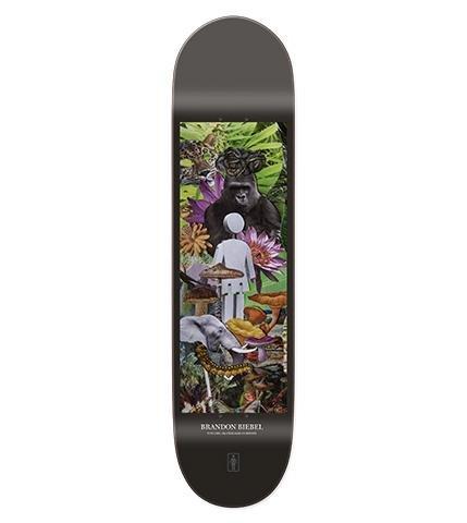 Girl Biebel Jungle Deck 8.0