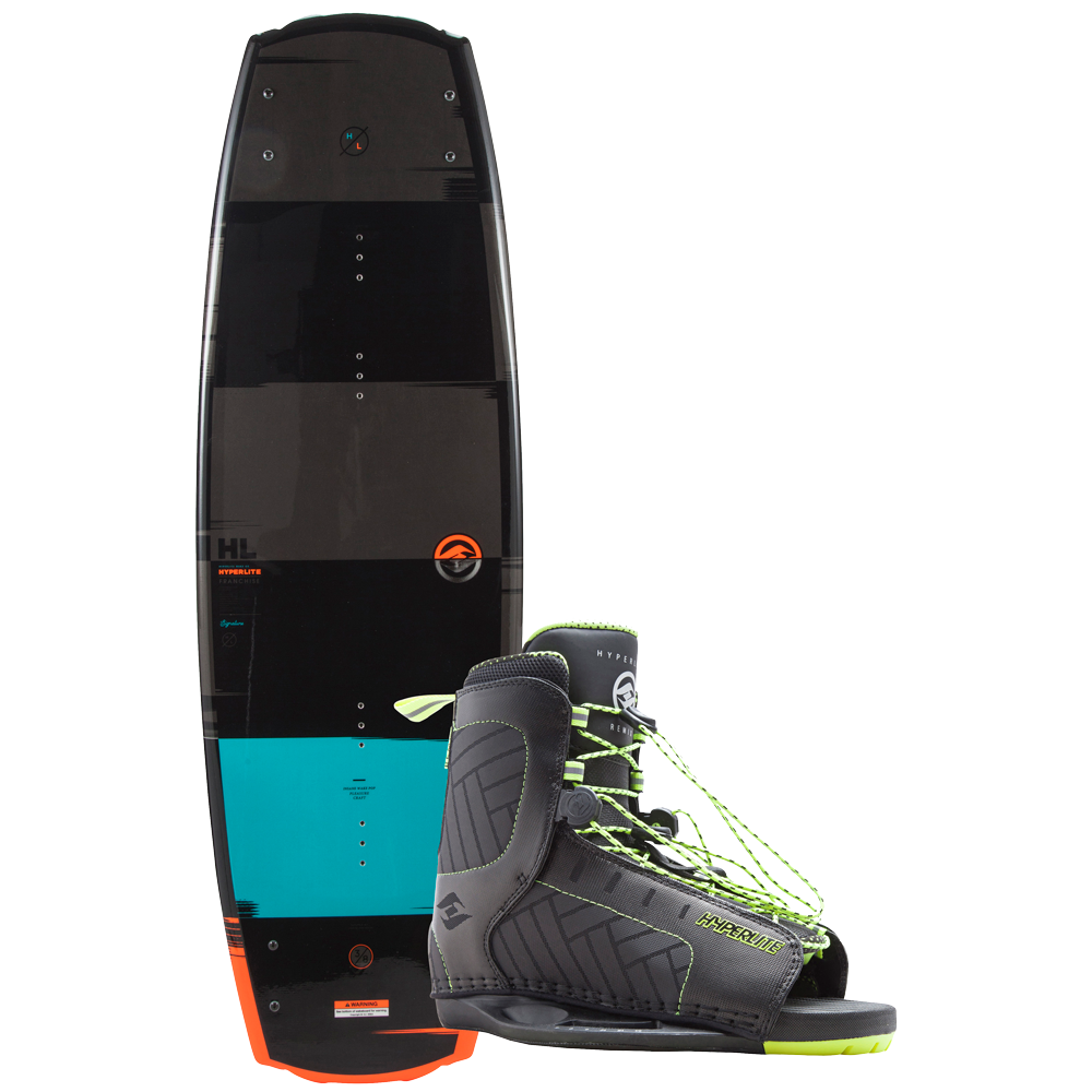 2018 Hyperlite Franchise W/ Remix Black