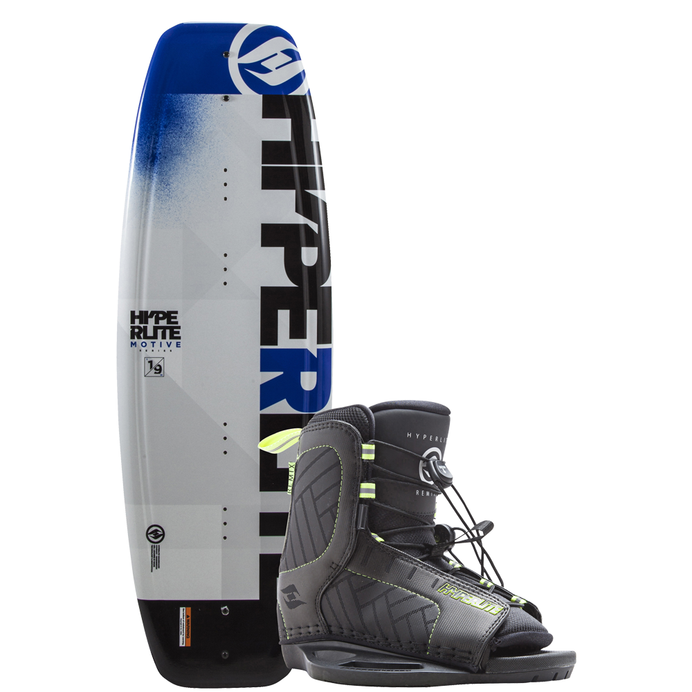 2019 Hyperlite Motive w/ Remix Black Boots