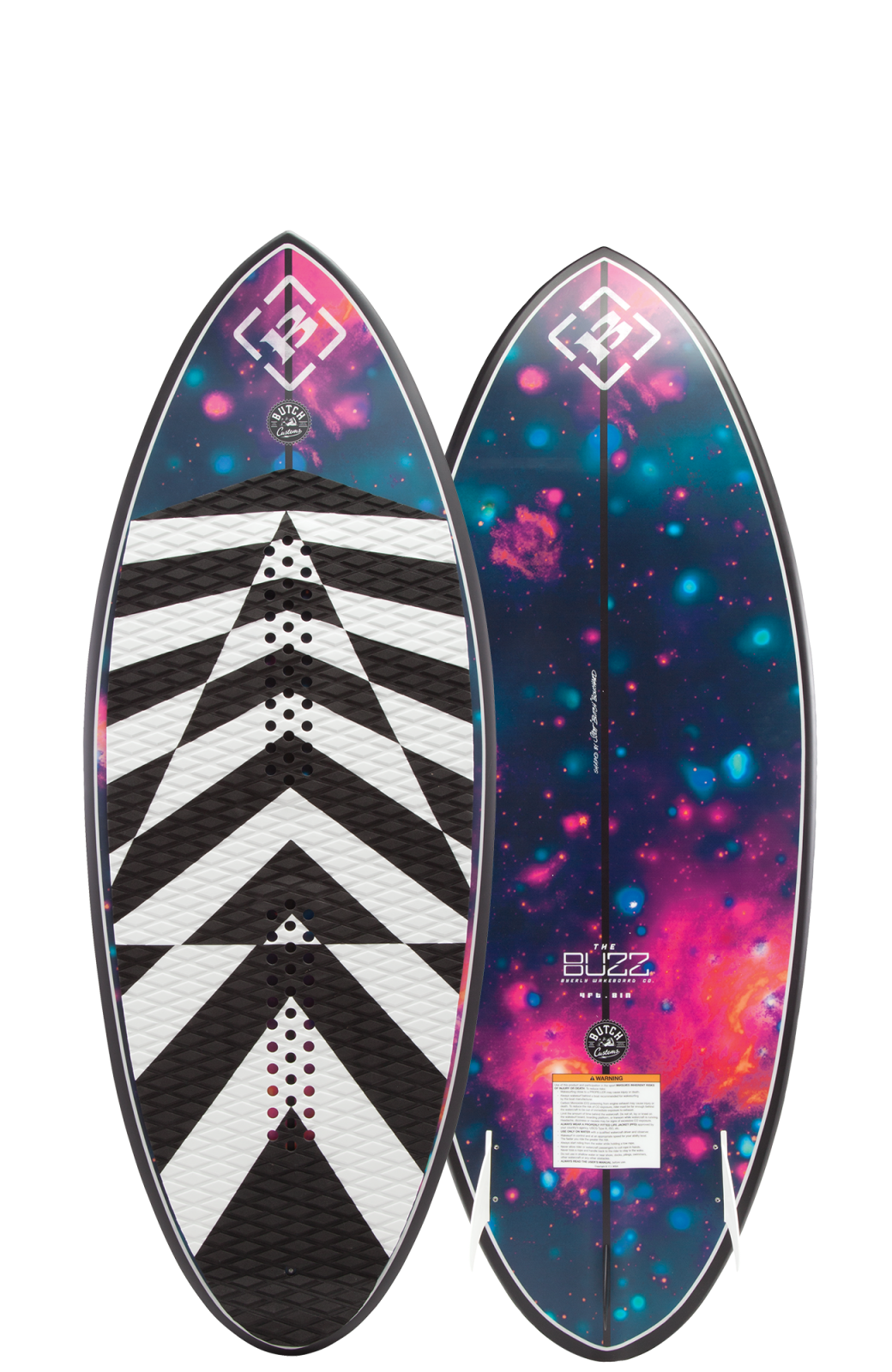 2019 Byerly Buzz Wakesurf Board