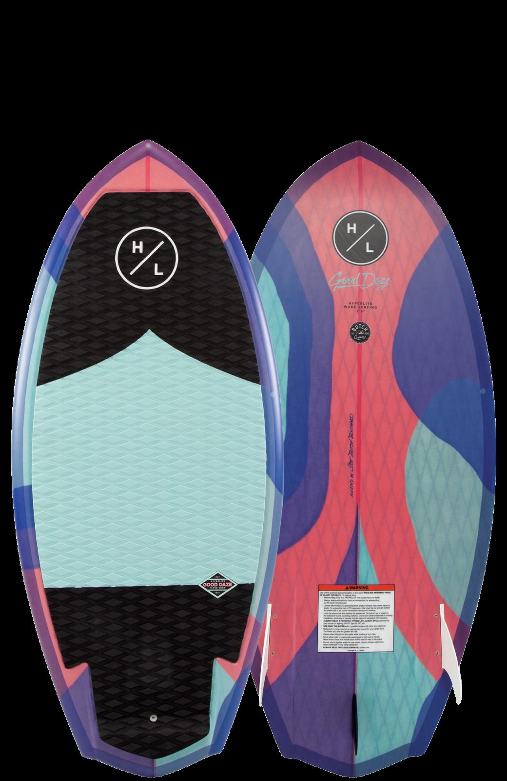 2019 Hyperlite Good Daze Wakesurf Board