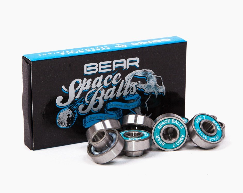 Bear SpaceBalls Ceramic Bearings
