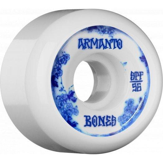 Bones Armanto Blue China Wheel P5 56mm