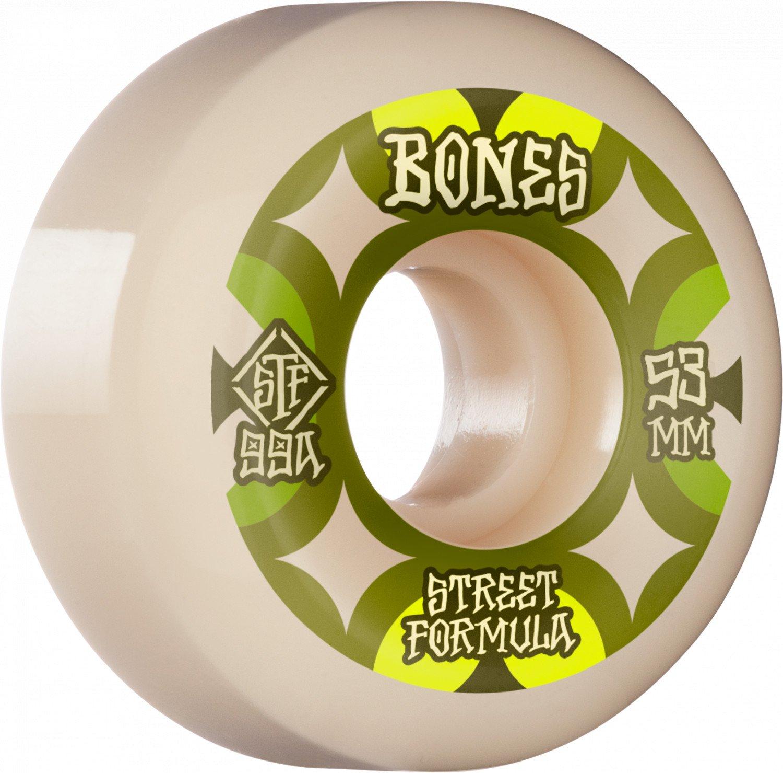 Bones STF Retros 53mm V5 Sidecut 99A