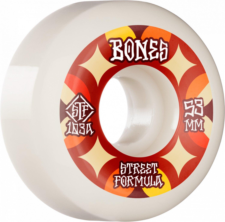 Bones STF Retros 53mm V5 Sidecut 103A