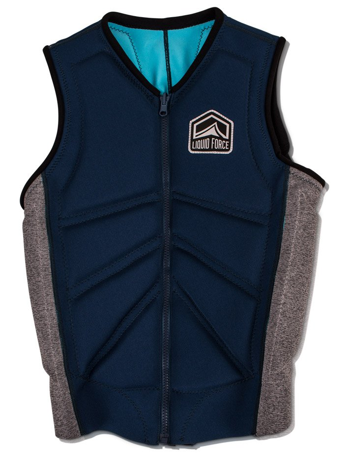 Liquid Force Z-Cardigan Comp Vest
