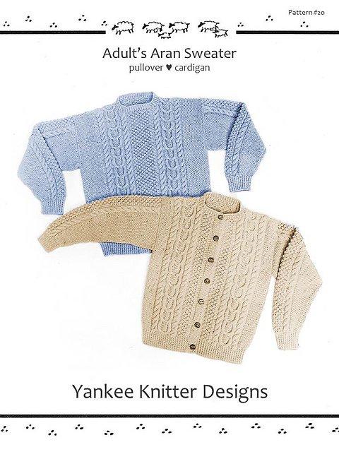YANKEE KNITTER DESIGNS #20
