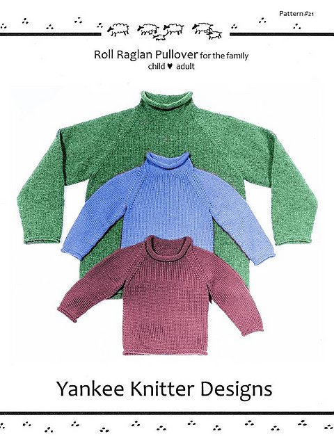 YANKEE KNITTER DESIGNS # 21