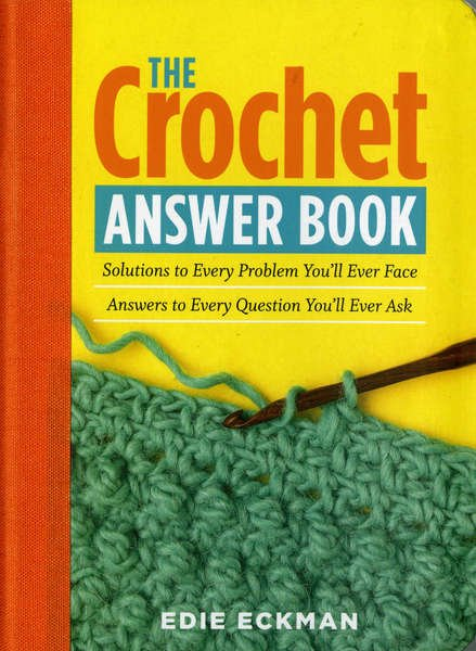 Crochet Answer Book - Softcover # 67598