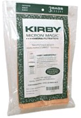 Kirby Vacuum Bags Micron Magic HEPA 3 Pack OEM # 197201