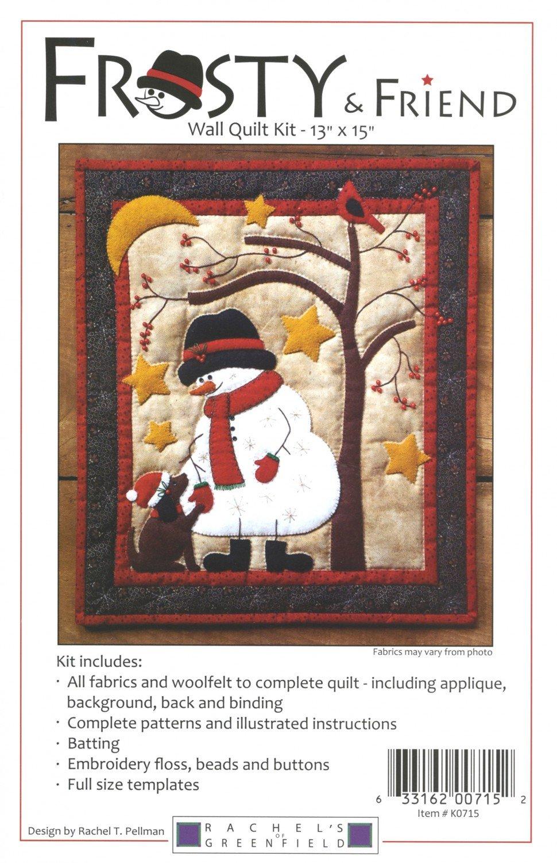 Frosty and Friend Kit # K0715