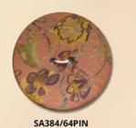 RENAISSANCE BUTTON SA384/64PIN