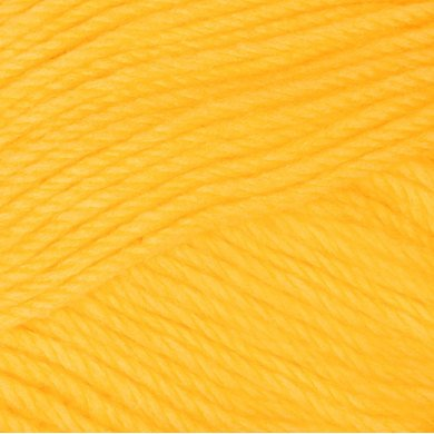 Cascade Cherub DK color 43 golden rod