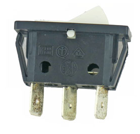 Power Wheels Foot Rocker 3-Pin Switch Slanted