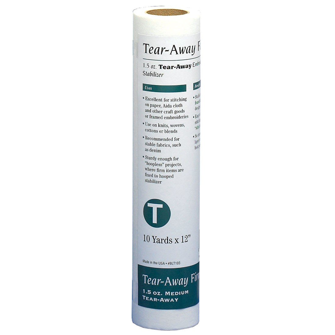 Baby Lock Tear-Away Firm 1.5 Oz Stabilizer