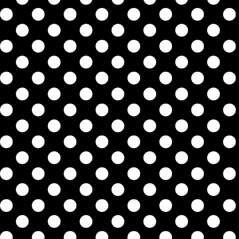 KimberBell Basics  Black Dots # 8216M-J