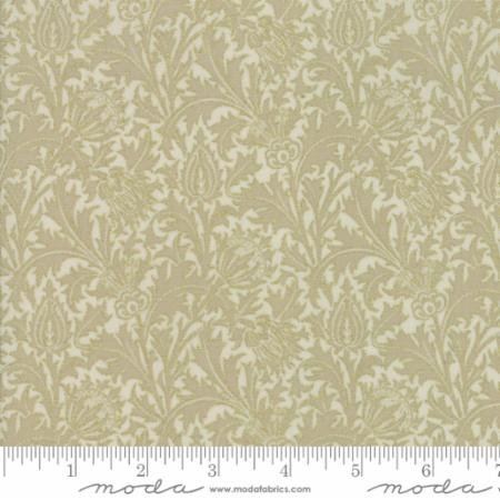 MODA Morris Holiday Linen 7315 11M Moda Metallic