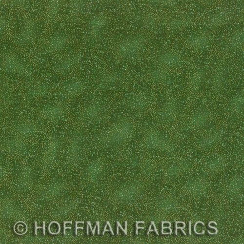 HOFFMAN BRILLIANT BLANDER GRASS/GOLD