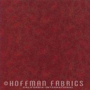 HOFFMAN Brilliant Blenders G8555-78G Scarlet/Gold