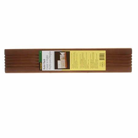 5 Slot Wooden Ruler Rack