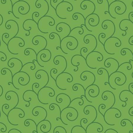Green Scroll # 8243M-GG
