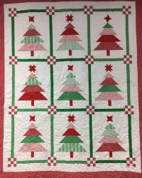 O Christmas Tree from Quilting Treasures