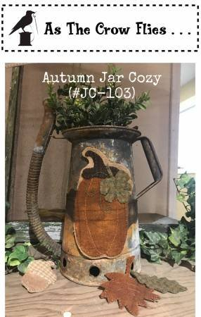 Autumn Jar Cozy