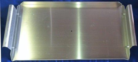 Work Shelf for Gen2 Wagons w/ Interior Uprights (WS-36)