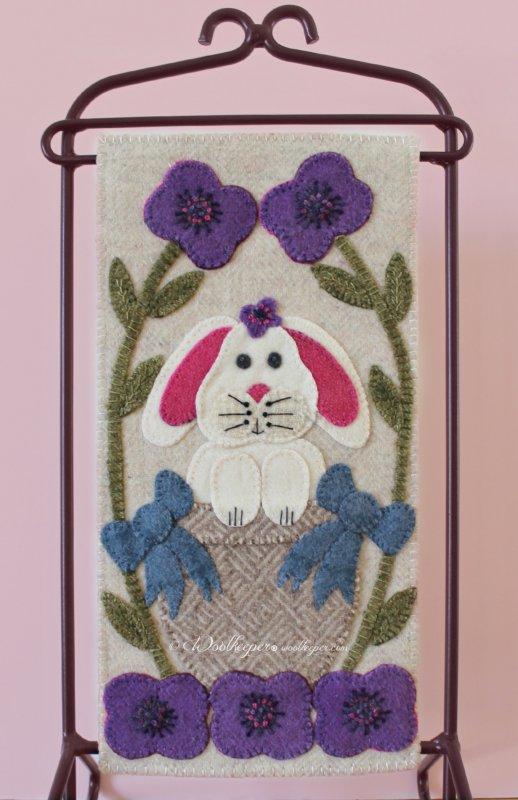 Ms. Violet Bunny