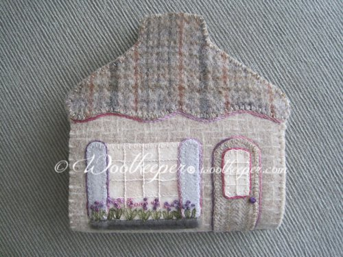 Home Sweet Home Needle Case