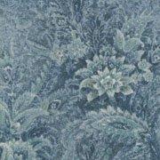 *Chelsea Large floral light teal